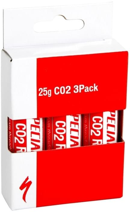 Specialized CO2 Canister 3x25g uni