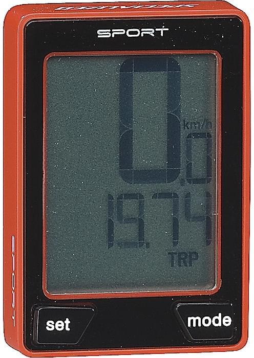Specialized Speedzone Sport Wireless - black/red uni