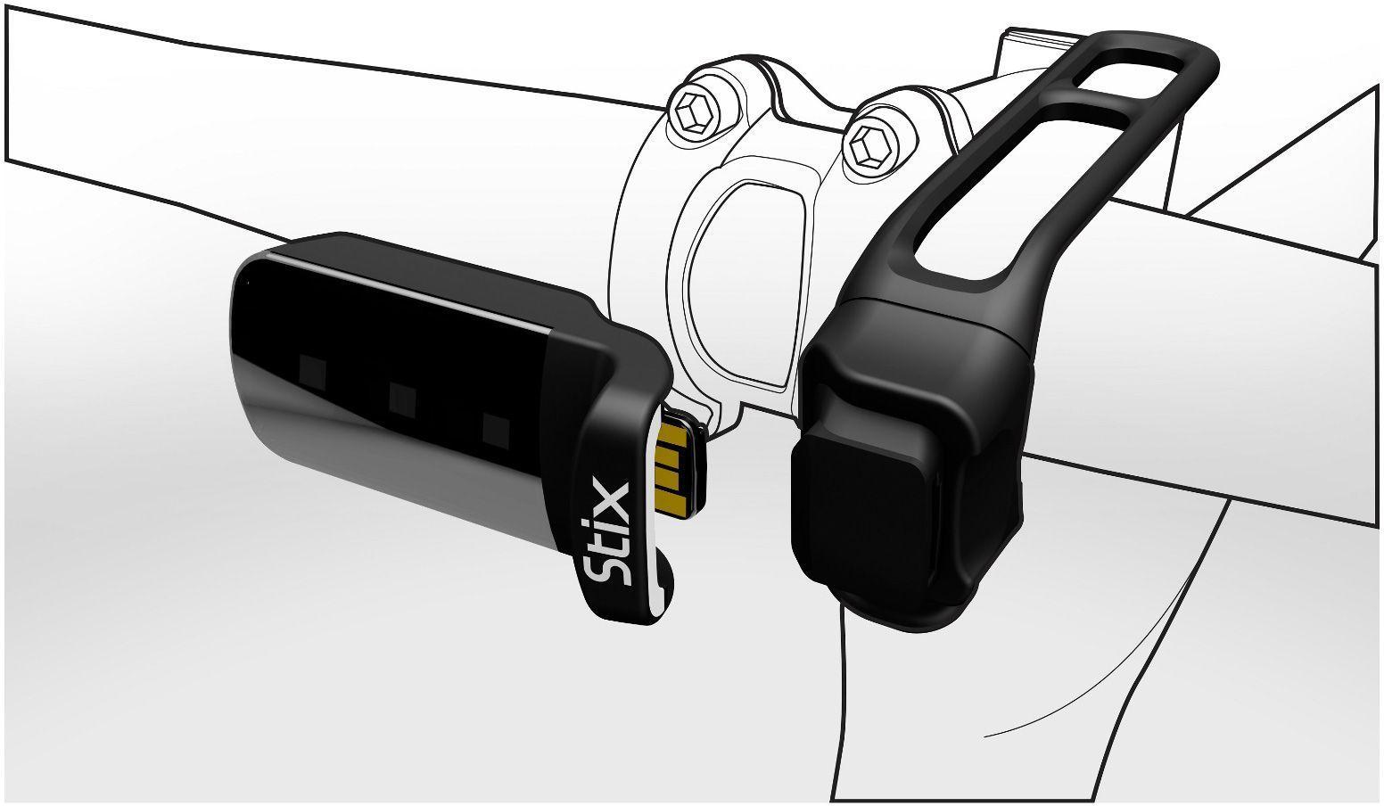 Specialized Stix Handlebar/Seatpost Mount - black uni