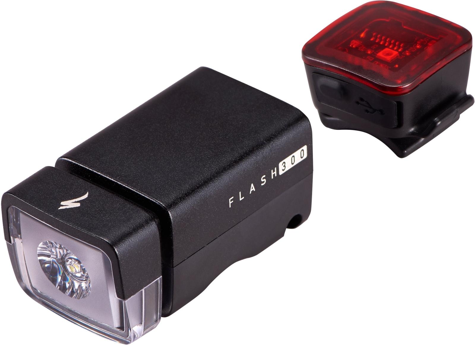 Specialized Flash Pack Headlight/Taillight - black uni