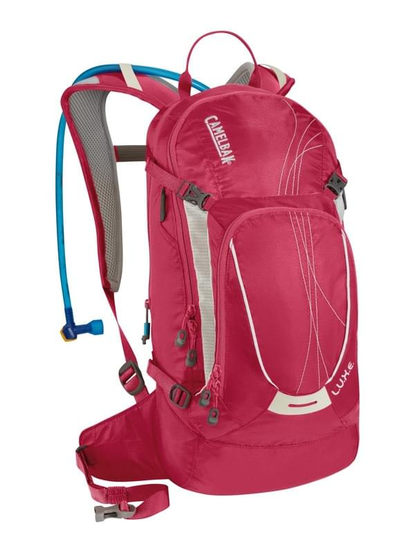 Dámský cyklistický batoh s pitným vakem Camelbak Luxe - cerise - Ski ... 30ff8571f9