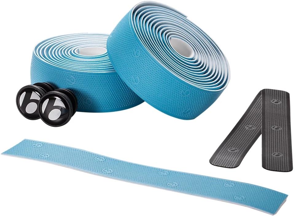 Bontrager Supertack Handlebar Tape - blue uni