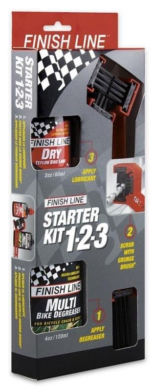 Finish Line Grunge Brush Starter Kit uni