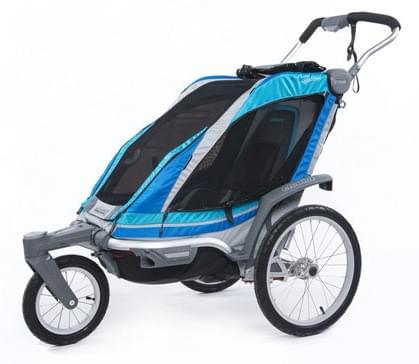 Dětský vozík Thule Chariot Chinook - aqua uni