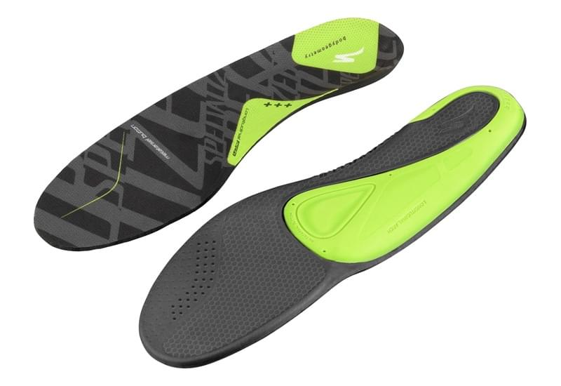 Specialized Body Geometry SL Footbed +++ - green 48-49