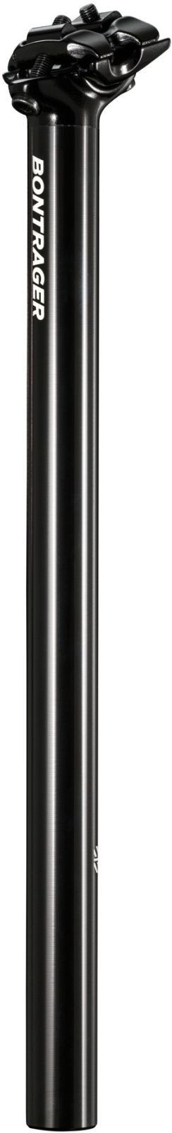 Bontrager Comp Seatpost 27.2/8mm Ofset - black 330mm