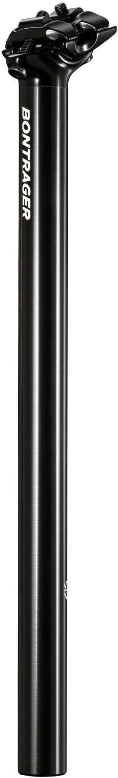 Bontrager Comp Seatpost 31.6mm/8mm Ofset - black 330mm