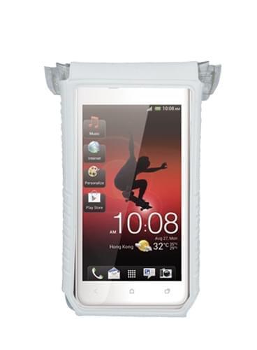 Voděodolný obal na mobil Topeak Smarphone Dry 4 - white - Ski a Bike ... 4df41050417