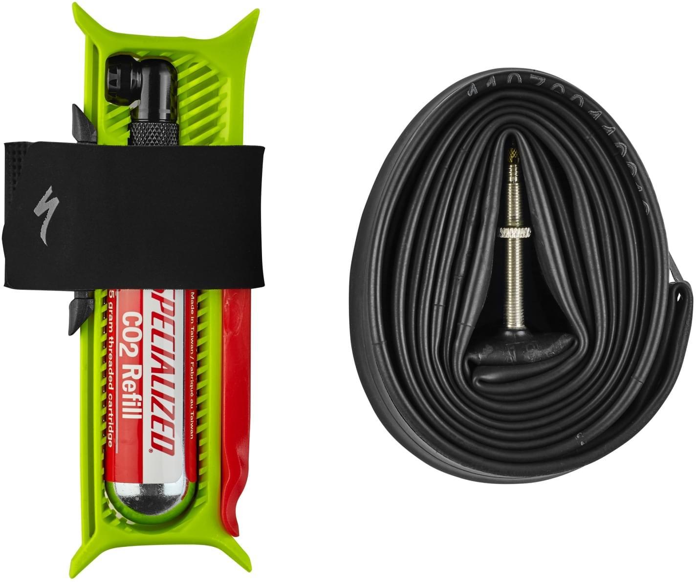 Specialized Tube Spool Flat Repair Kit Mtb + CO2 + 29er Tube uni