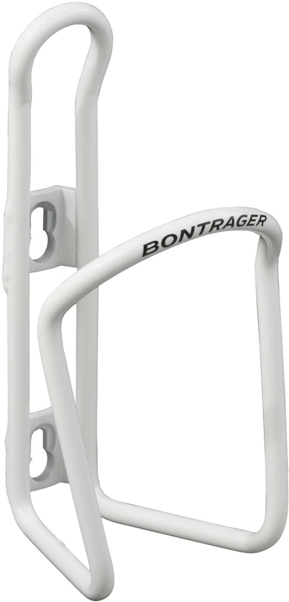 Bontrager Hollow 6mm Water Bottle Cage - white/black uni