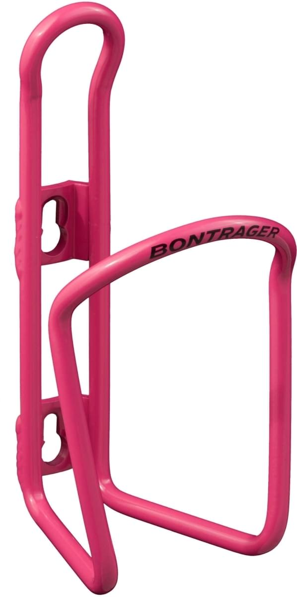 Bontrager Hollow 6mm Water Bottle Cage - vice pink uni