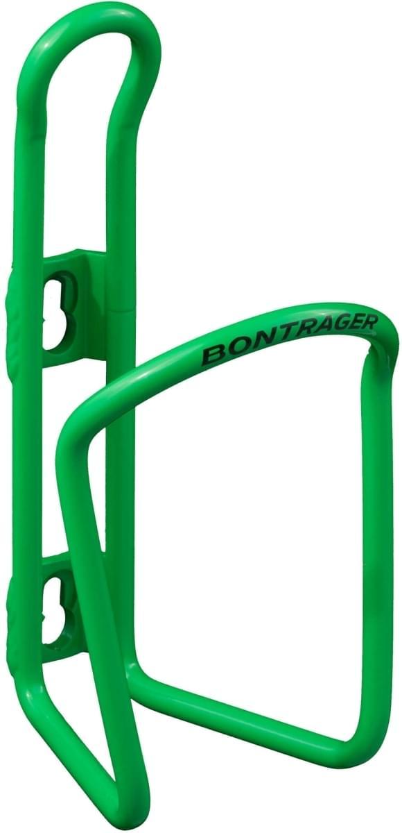 Bontrager Hollow 6mm Water Bottle Cage - green uni