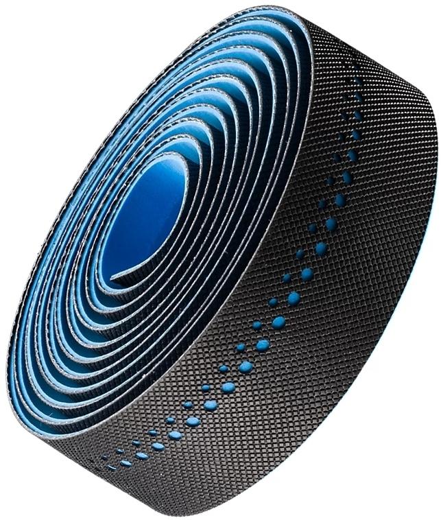 Bontrager Grippytack Handlebar Tape - black/blue uni