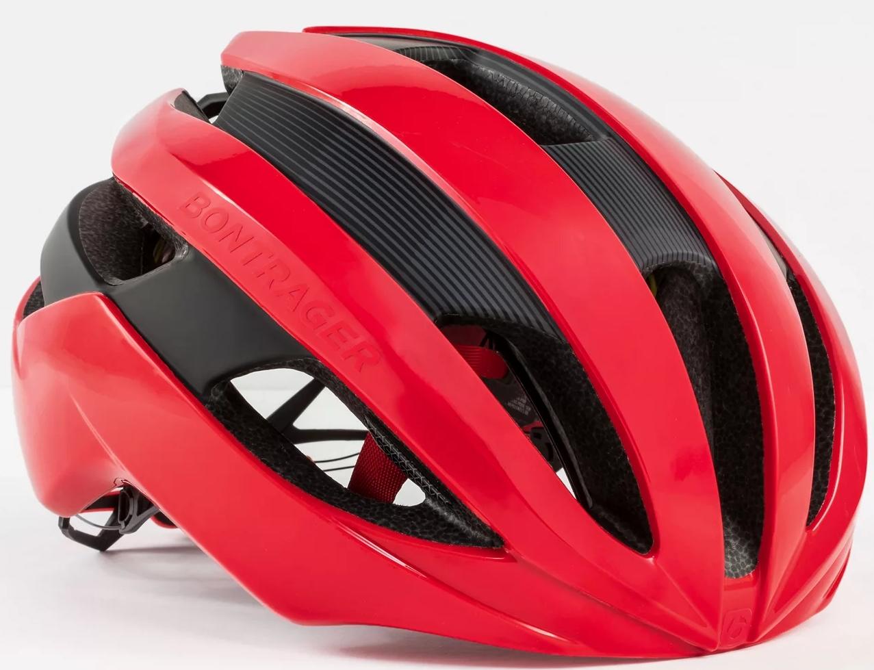 Bontrager Velocis MIPS Road Helmet - viper red L-(58-63)