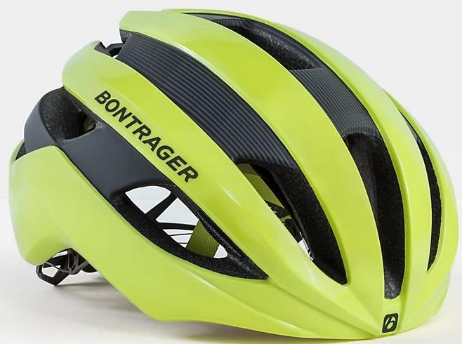 Bontrager Velocis MIPS Road Helmet - visibility yellow S-(51-57)