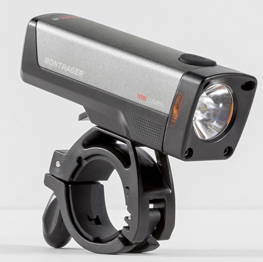 Bontrager Ion Elite R Front Bike Light - anthracite uni