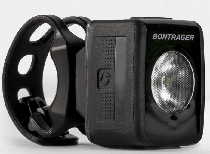 Bontrager Ion 200 RT Front Bike Light - black uni