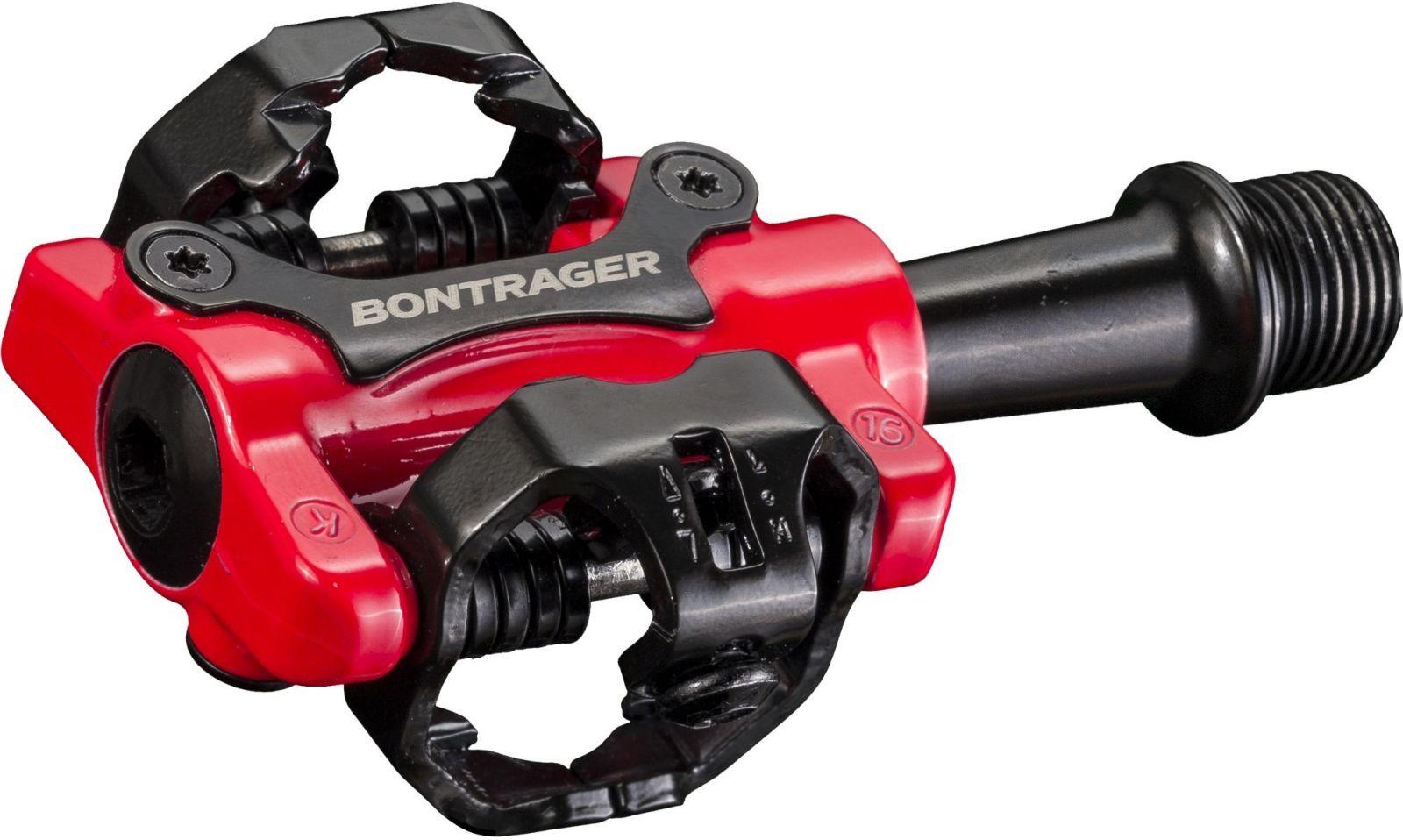 Bontrager Comp MTB Pedal - red uni