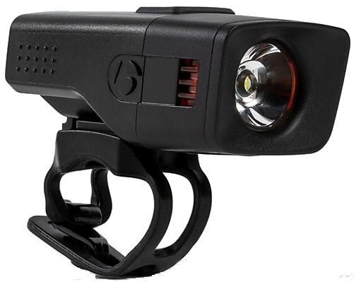 Bontrager Ion 450 R Front Bike Light - black uni