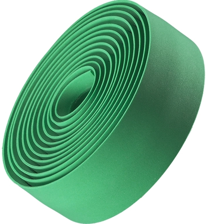 Bontrager Gel Cork Handlebar Tape - green uni