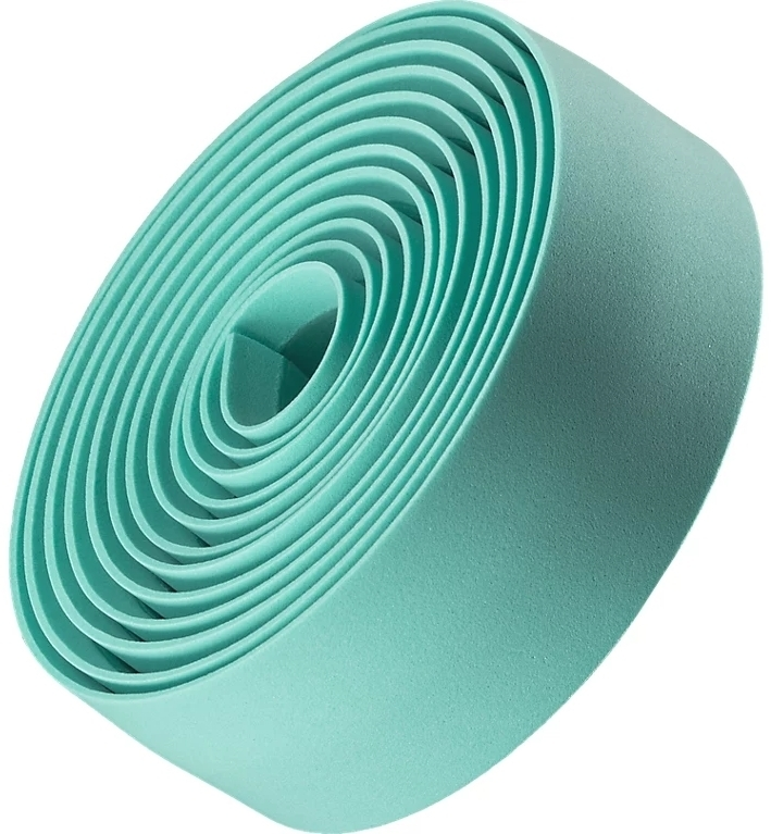 Bontrager Gel Cork Handlebar Tape - miami green uni