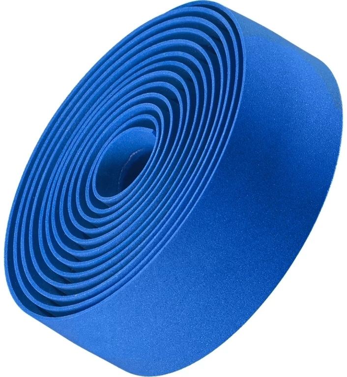 Bontrager Gel Cork Handlebar Tape - royal blue uni