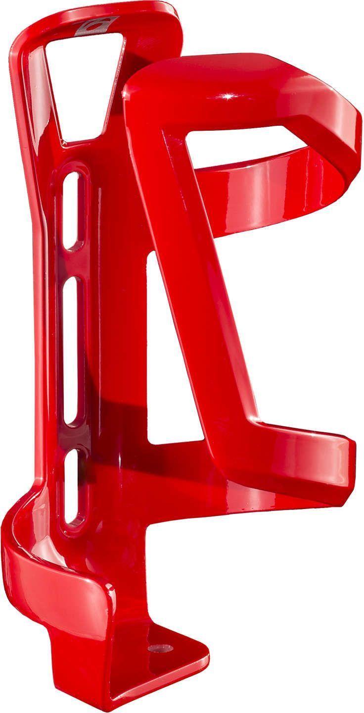 Bontrager Left Side Load Water Bottle Cage - viper red uni