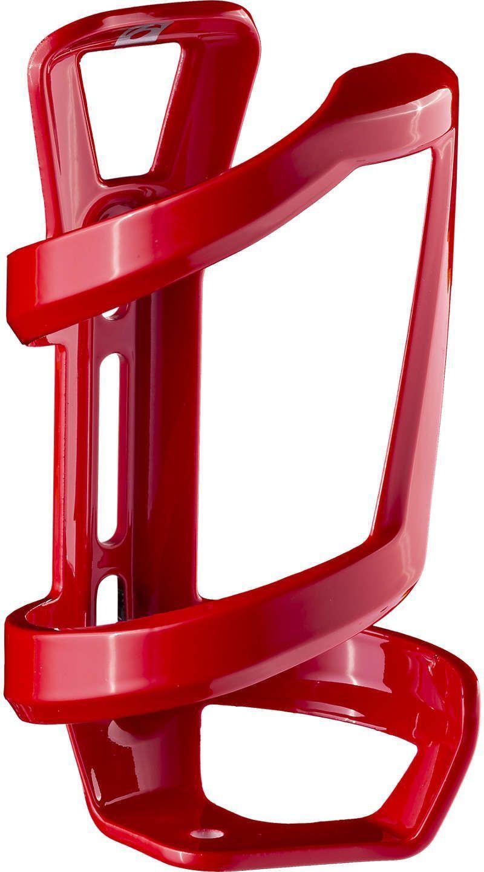 Bontrager Right Side Load Water Bottle Cage - viper red uni