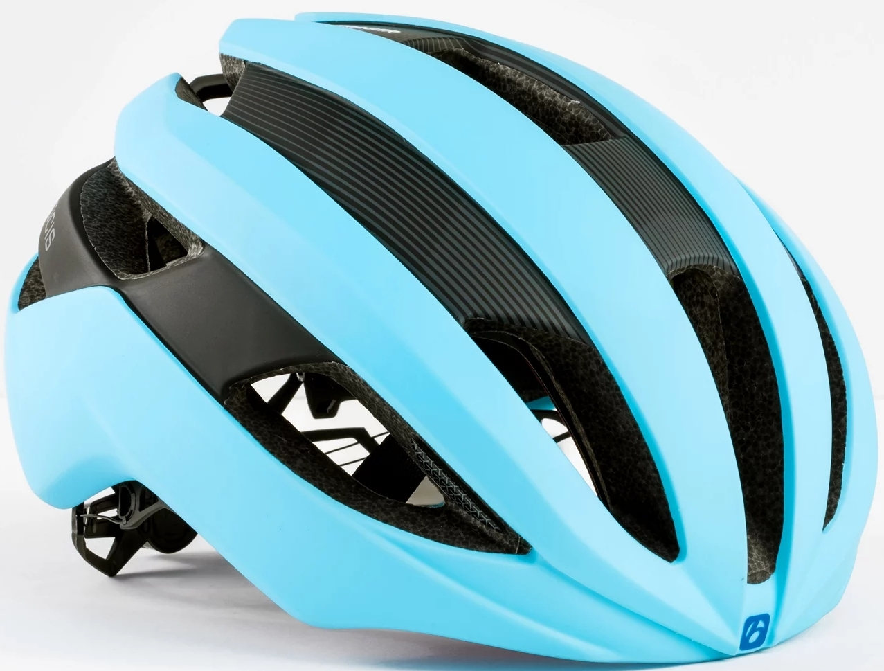 Bontrager Velocis MIPS Road Helmet - azure M-(54-60)