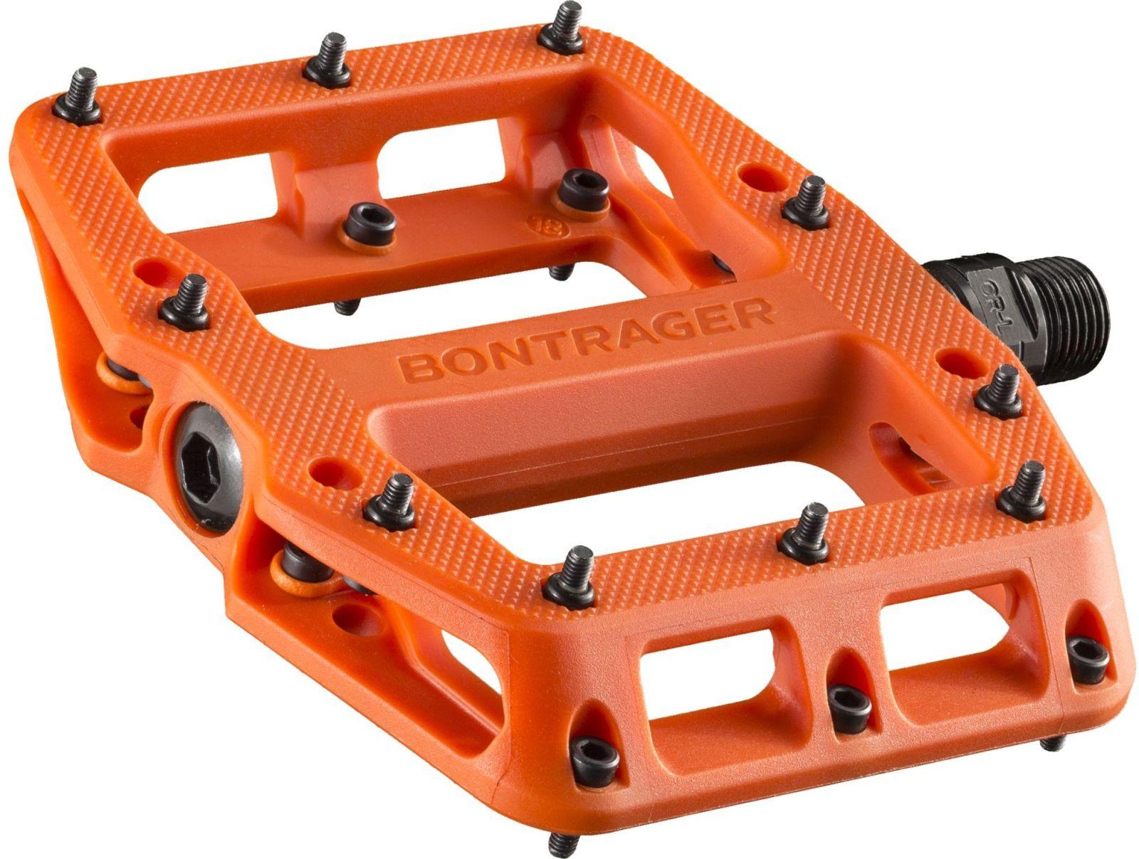 Bontrager Line Elite pedal - roarange uni