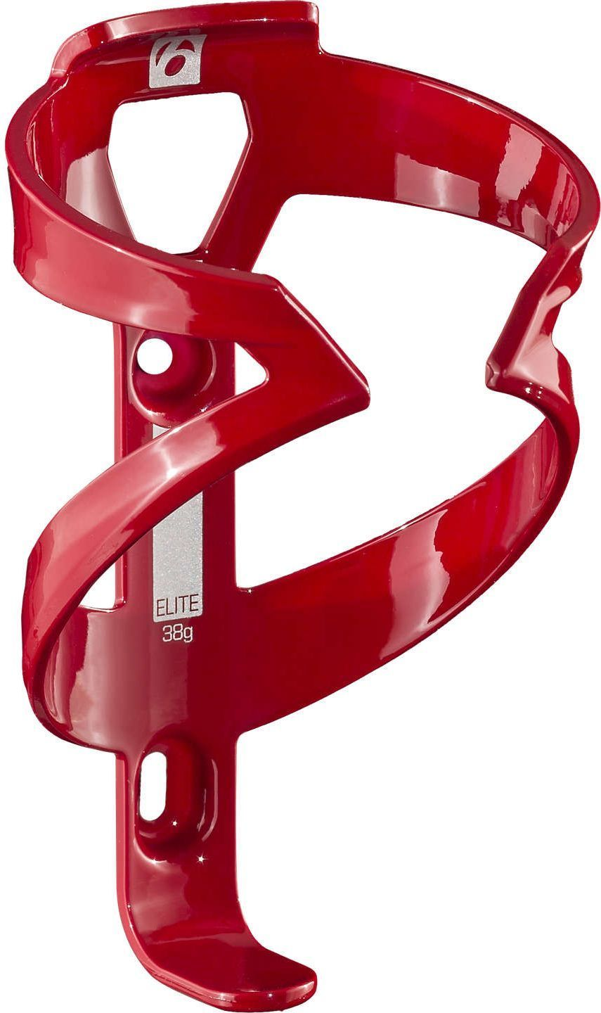 Bontrager Elite Water Bottle Cage - cardinal uni