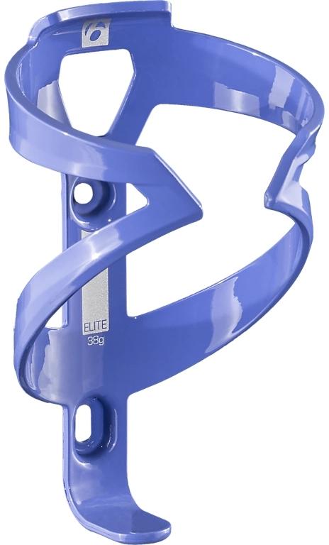 Bontrager Elite Water Bottle Cage - ultraviolet uni