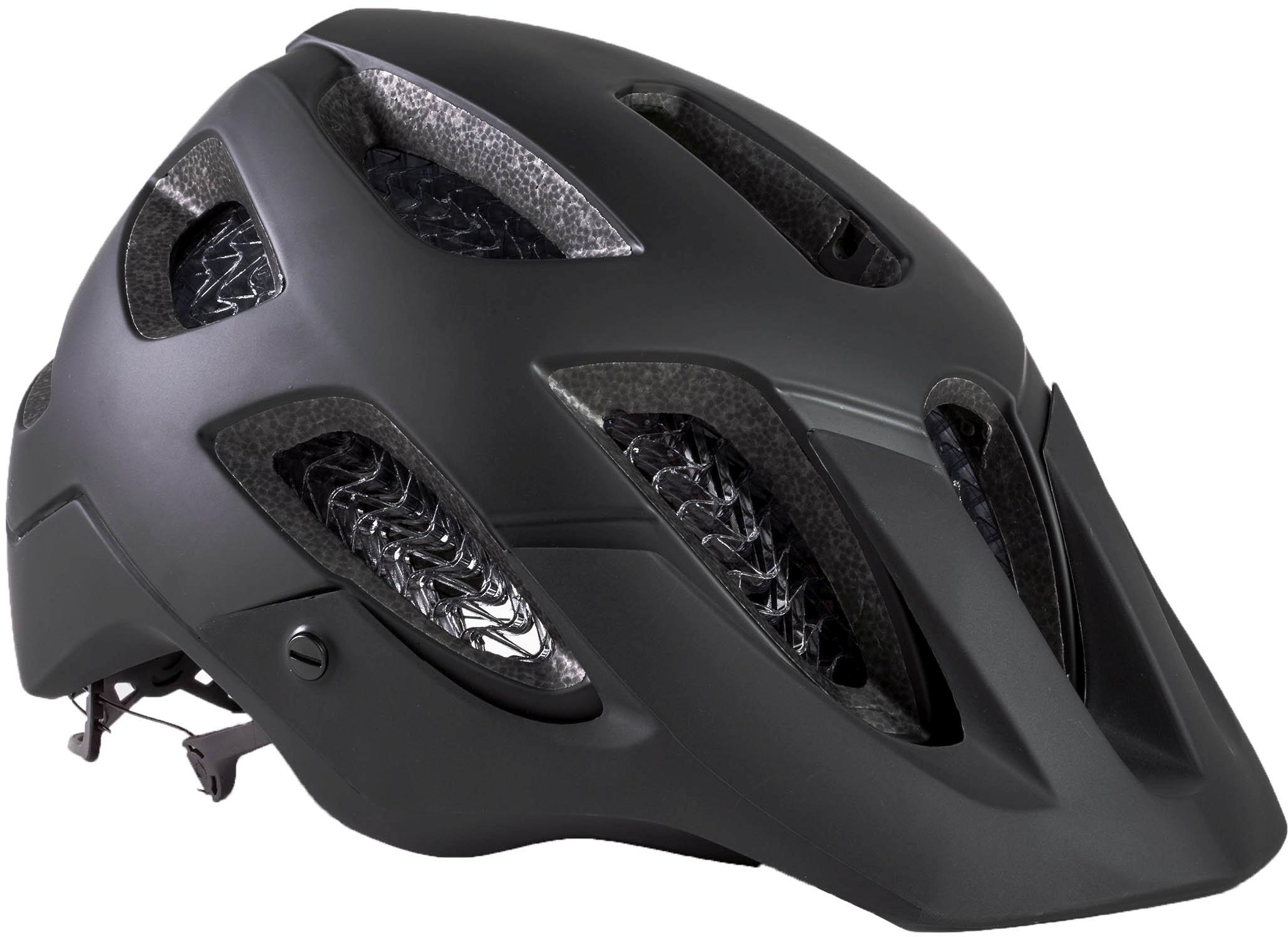 Bontrager Blaze WaveCel Mountain Bike Helmet - black S-(51-57)