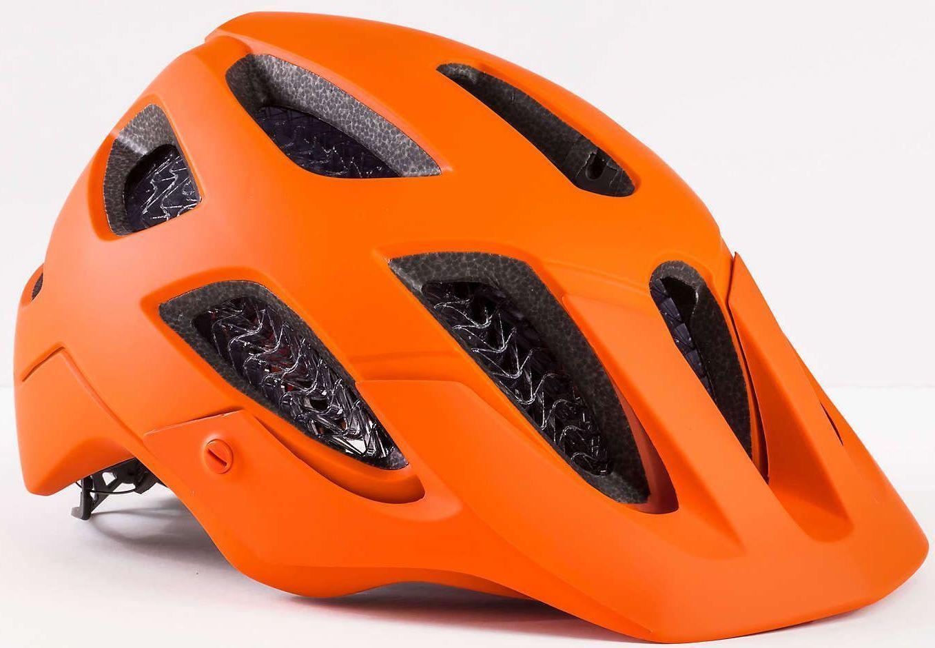 Bontrager Blaze WaveCel Mountain Bike Helmet - roarange S-(51-57)