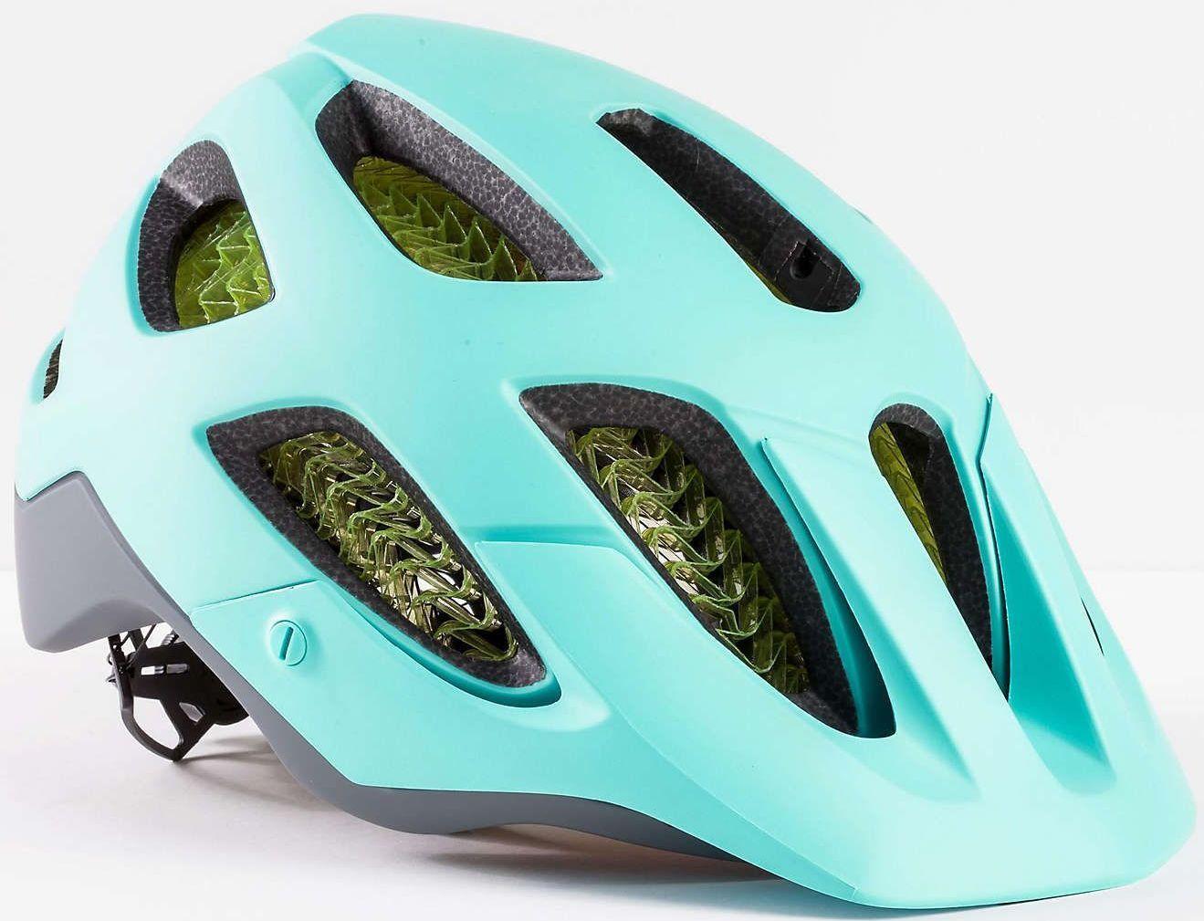 Bontrager Blaze WaveCel Mountain Bike Helmet - miami green S-(51-57)