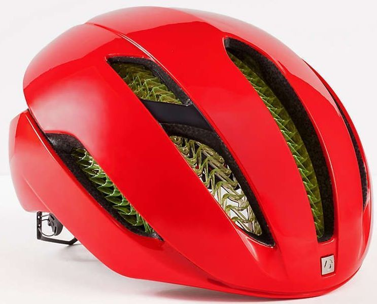 Bontrager XXX WaveCel Road Bike Helmet - red S-(51-57)