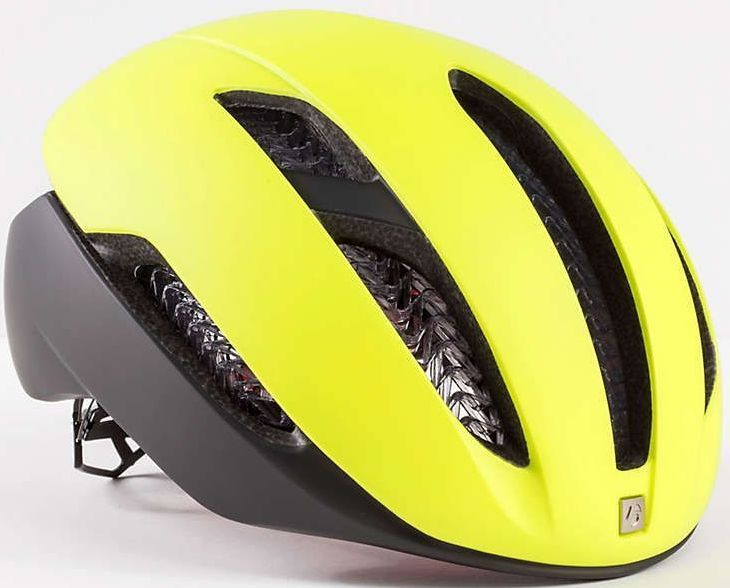 Bontrager XXX WaveCel Road Bike Helmet - radioactive yellow L-(58-63)