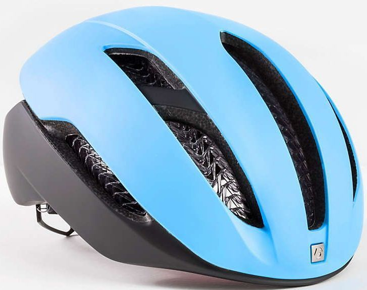 Bontrager XXX WaveCel Road Bike Helmet - azure L-(58-63)