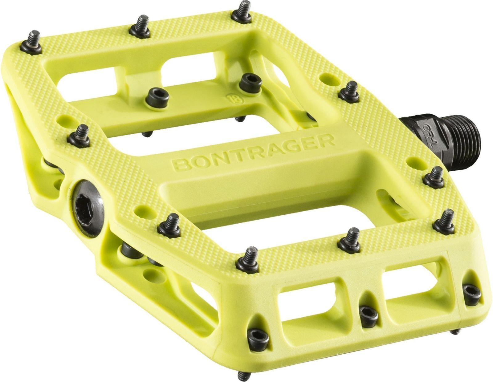 Bontrager Line Elite pedal - volt green uni