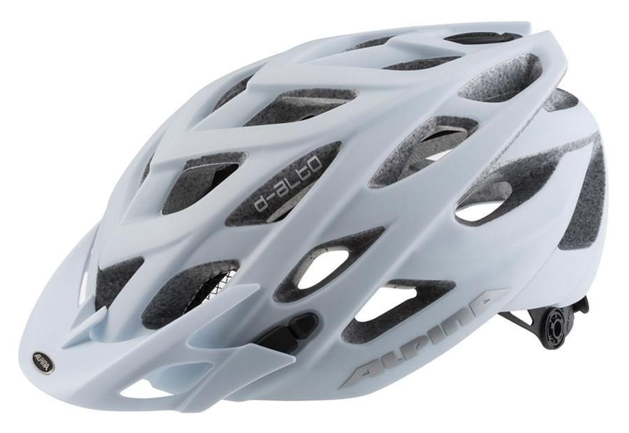 Alpina D-alto le - white matt 52-57