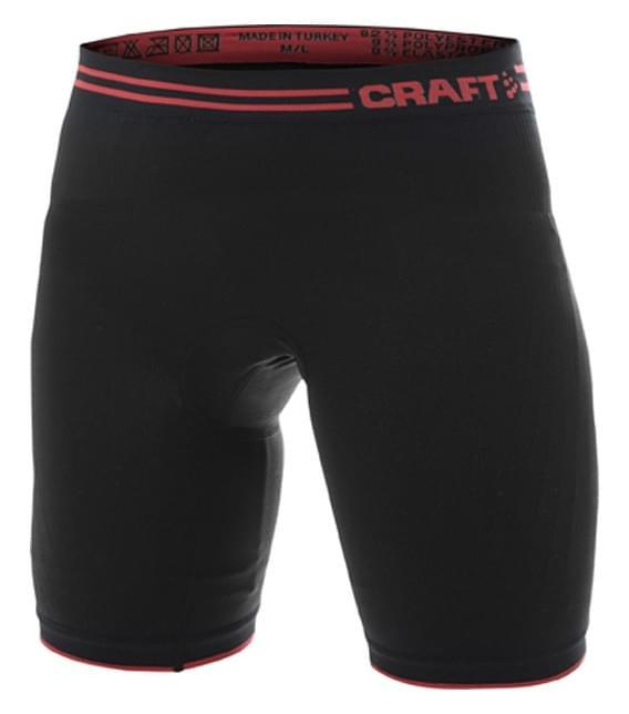 Dámské boxerky s cyklovložkou Craft Seamless Bike - black XL XXL 847dd53a24