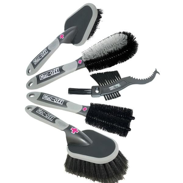 Sada kartáčů Muc-Off 5x Brush Set
