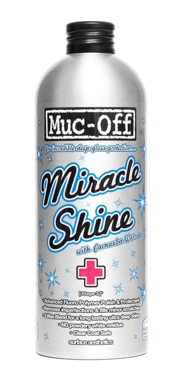 Leštěnka Muc-Off Miracle Shine Polish 500ml uni