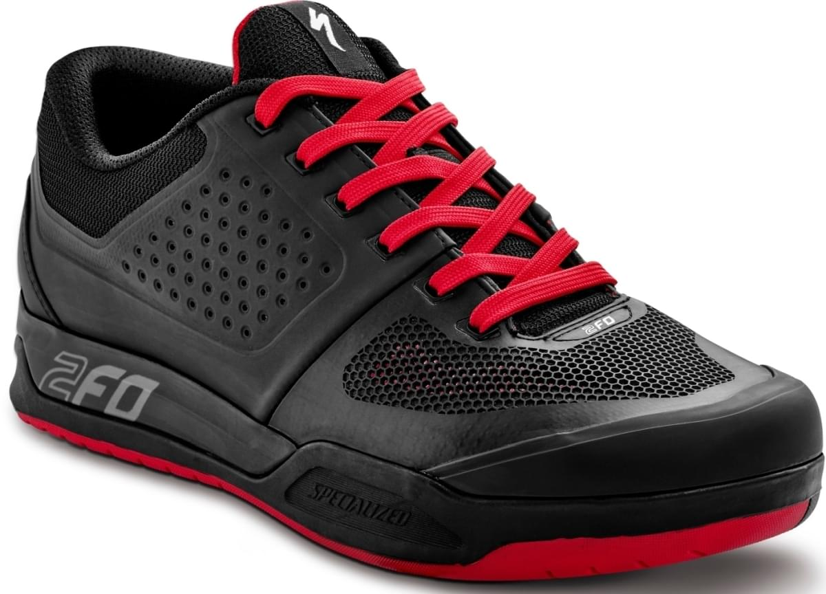 Specialized 2FO Clip - black/red 45