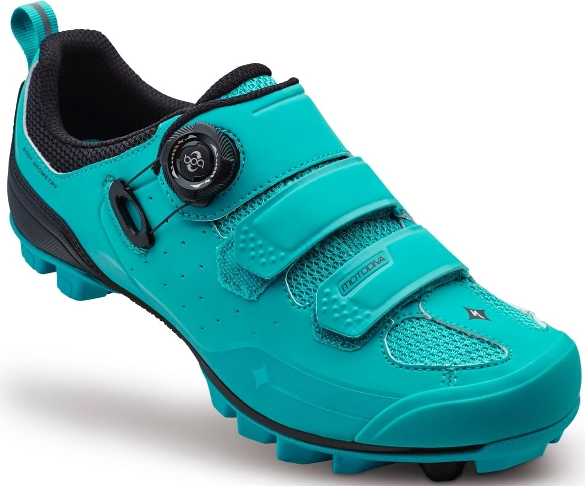 Specialized Motodiva Wmn - turquoise dipped 43