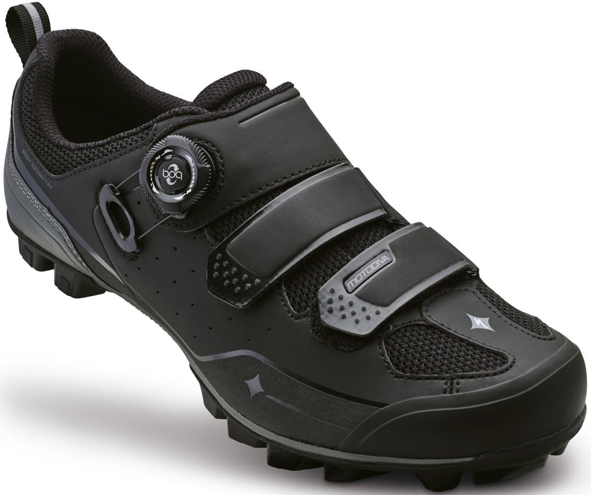 Specialized Motodiva Wmn - black/dark grey 42