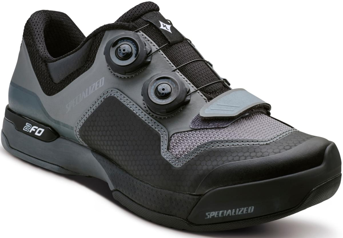 Specialized 2FO Clip Lite Wmn - black/dark grey 42
