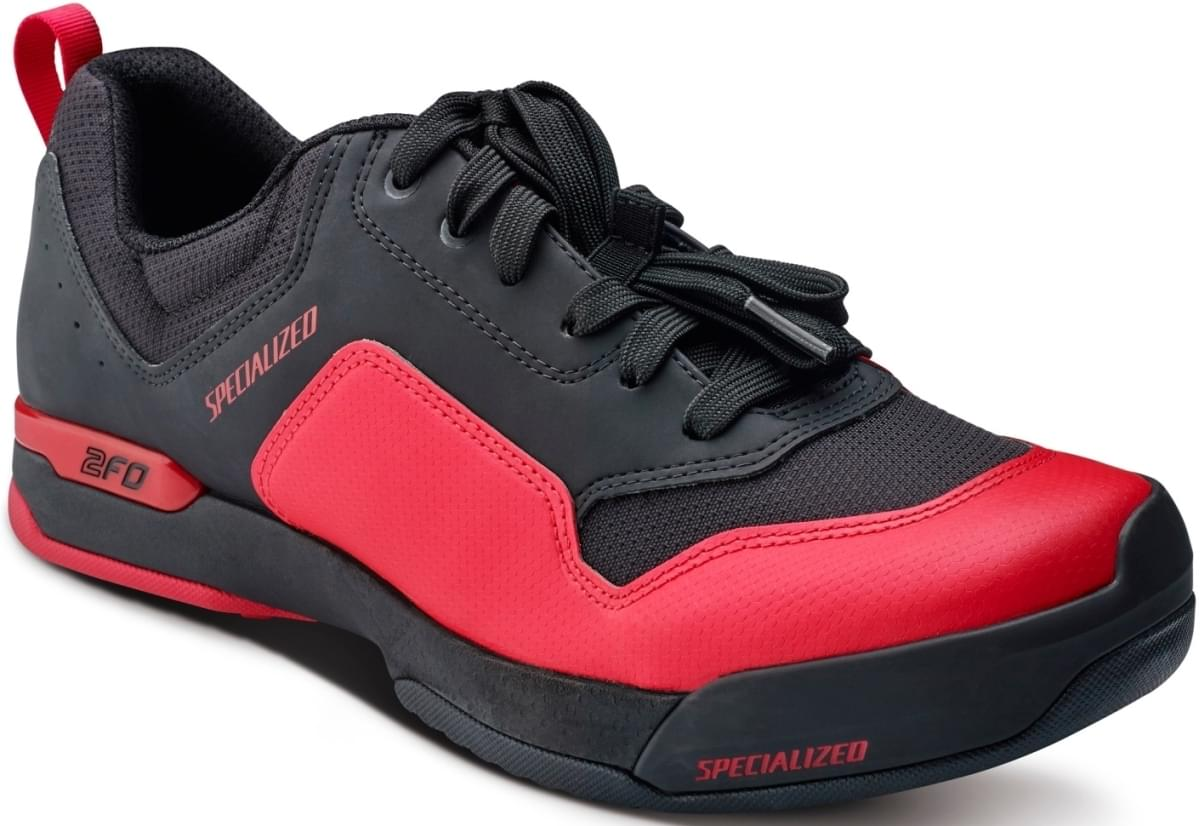 Specialized 2FO Cliplite Lace - red/black 39
