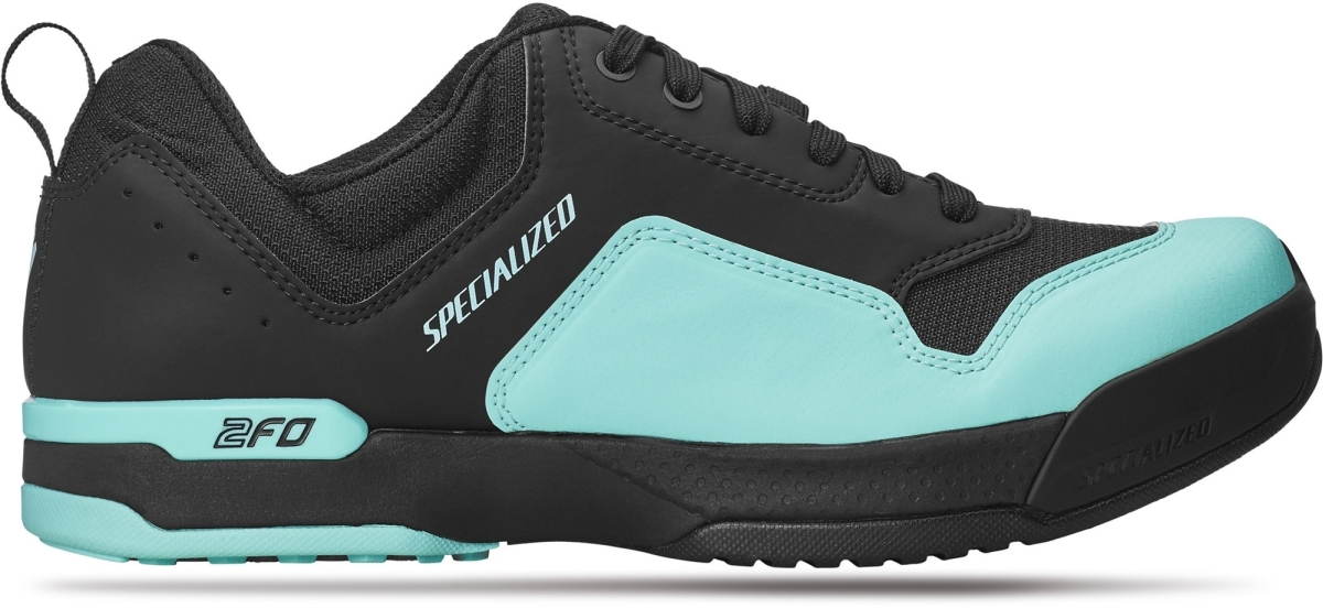 Specialized 2Fo Cliplite Lace Wmn - black/turquoise 42