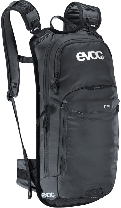 Evoc Stage 6L + 2L Bladder - black uni
